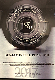 Benjamin Peng, MD | Urologist New York, NY